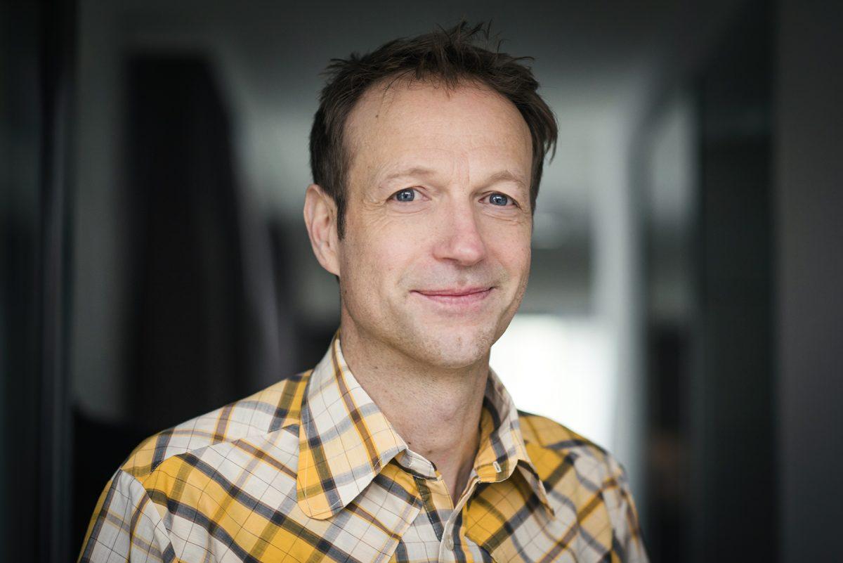 Portrait Martin Skoda